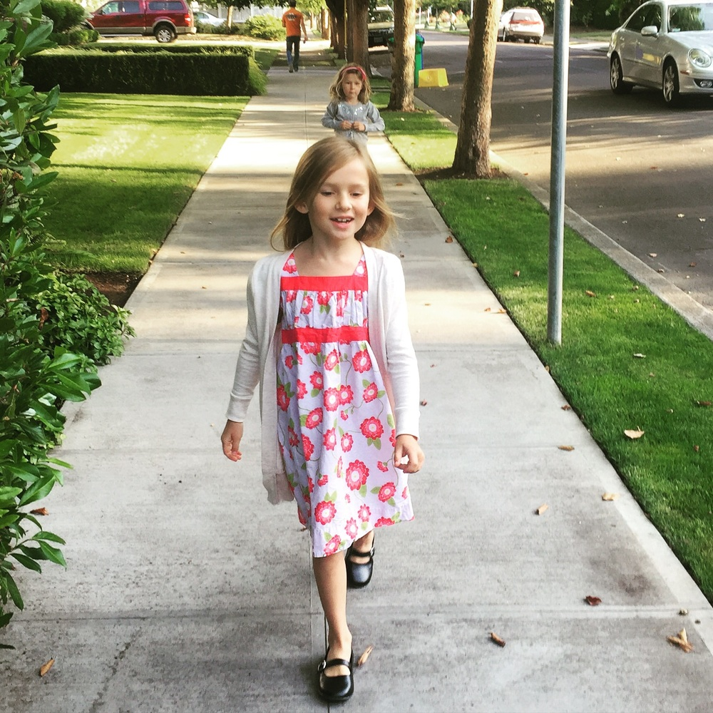 love aunt maggie | poppy dress for school