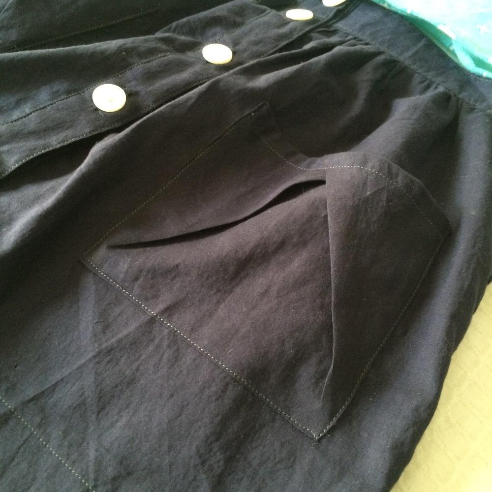back to school hopscotch skirt