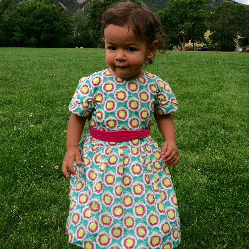 love aunt maggie maya's mountain dress