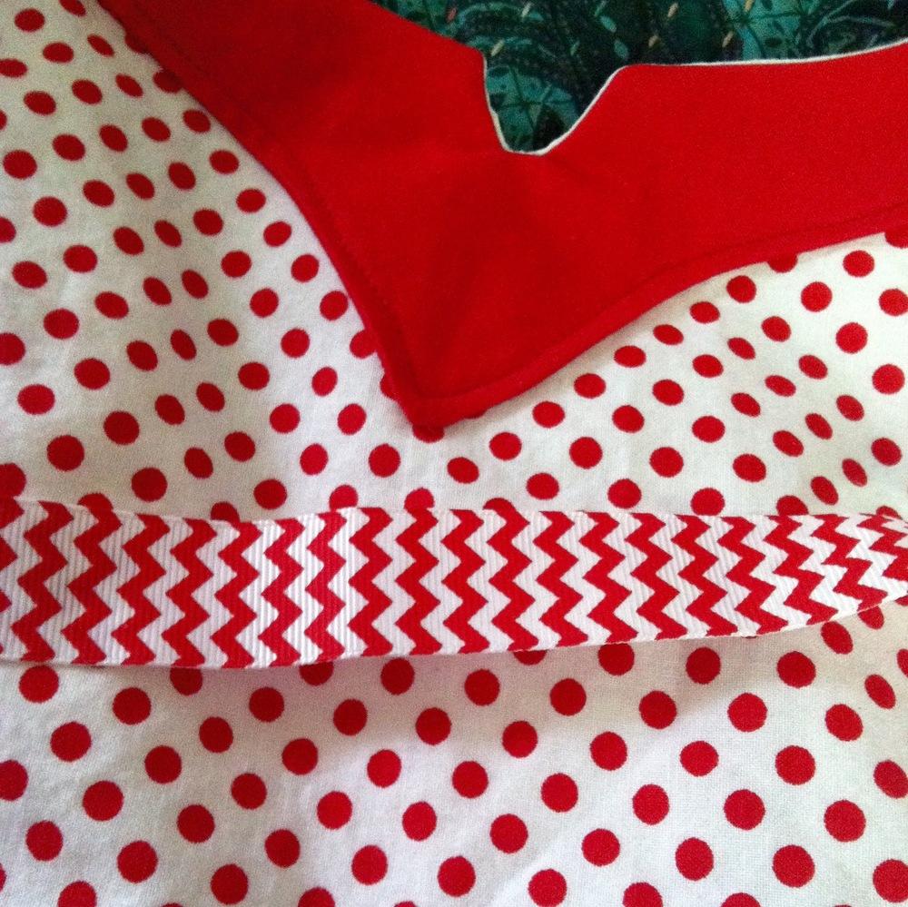 love aunt maggie polka dots for maya