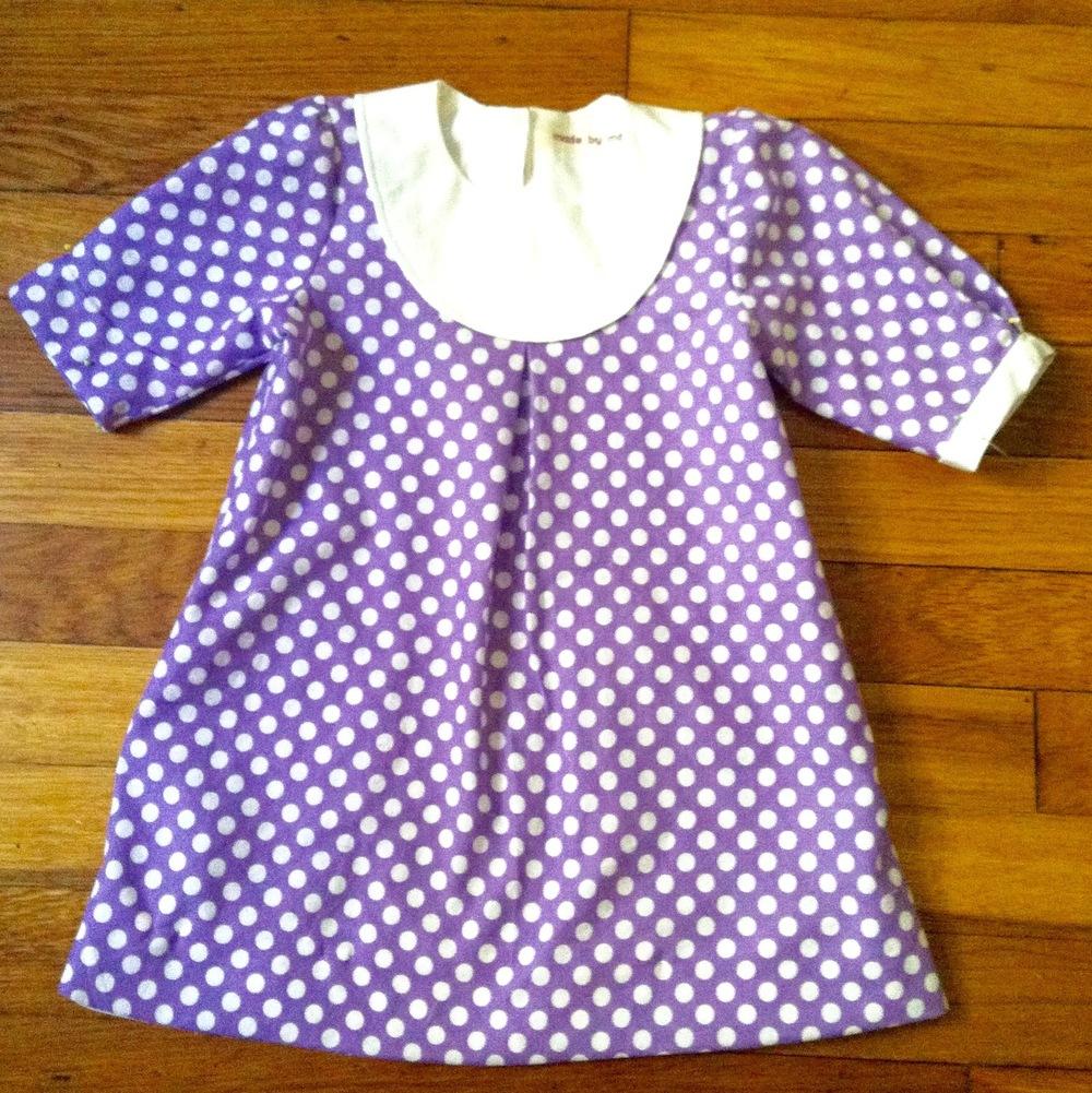 love aunt maggie polka dot playtime