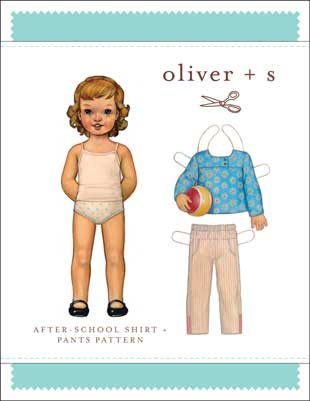 love aunt maggie | oliver + s afterschool