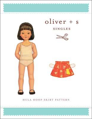 oliver + s | hula hoop skirt