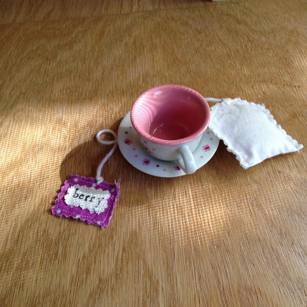 love aunt maggie | tea time