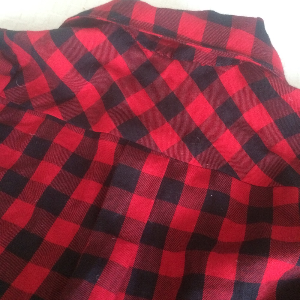another lil man flannel