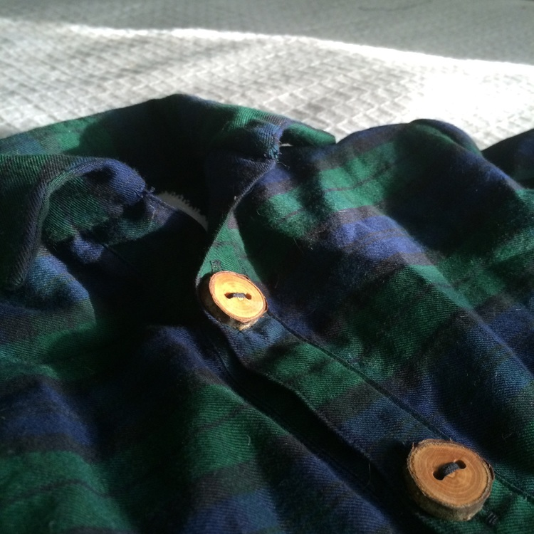 yet another lil' man flannel