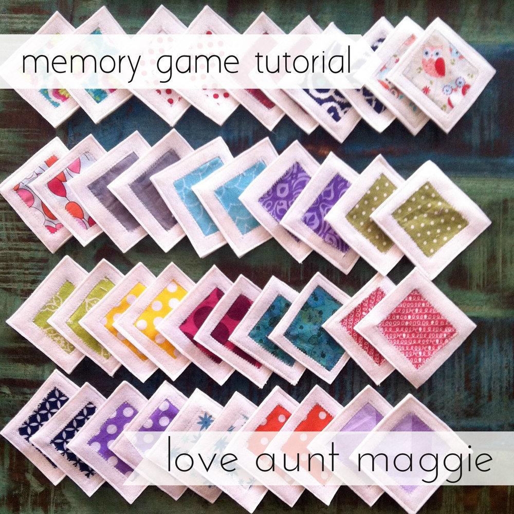 love aunt maggie | maya memory game