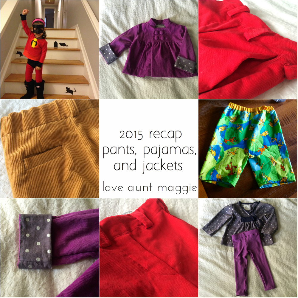 love aunt maggie | pants, pajamas, and jackets