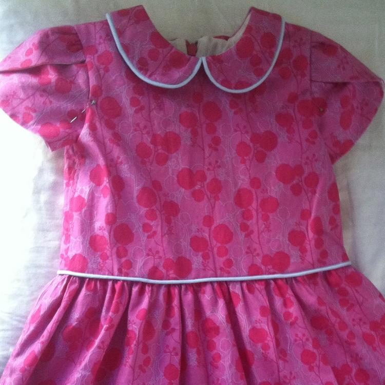 love aunt maggie | etta's third birthday dress
