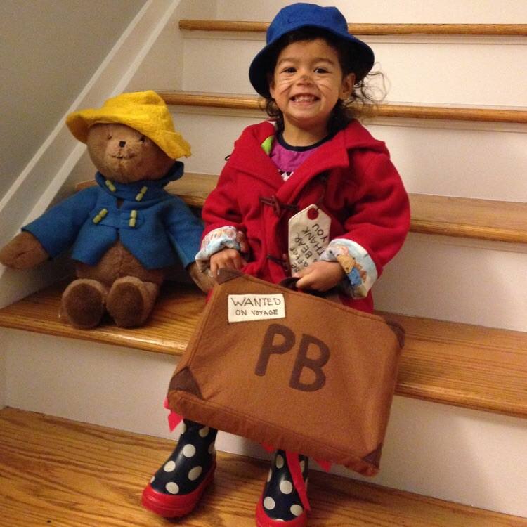 two paddingtons!