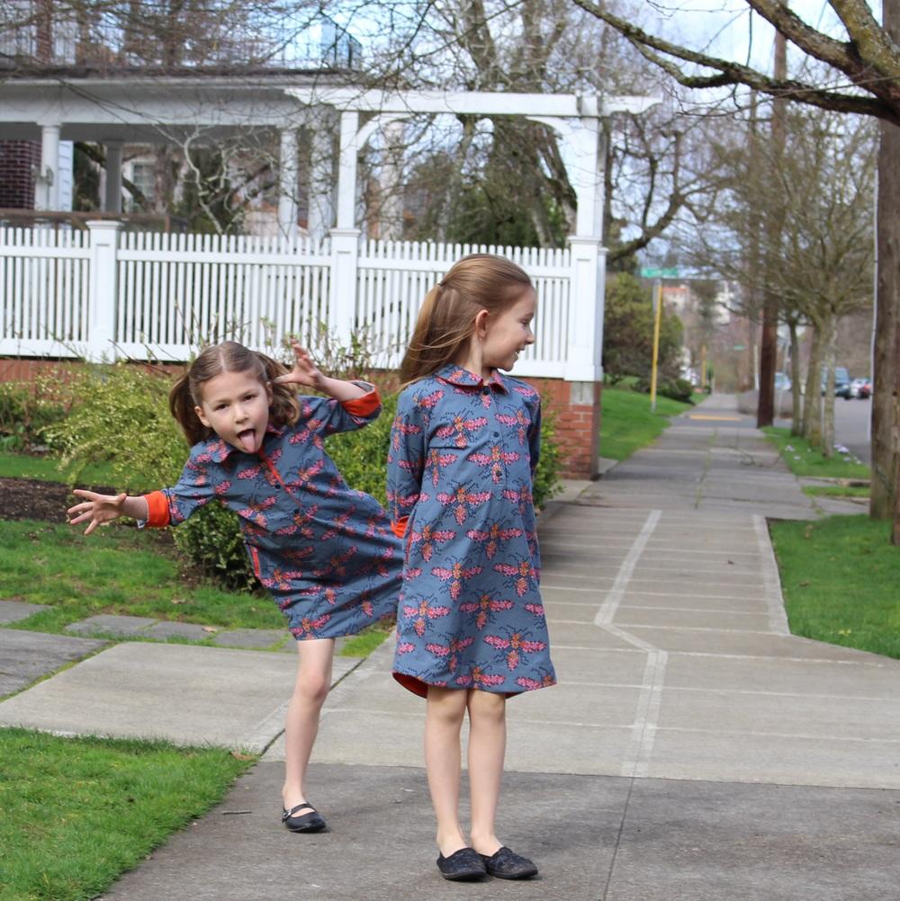 love aunt maggie | a walk around the block