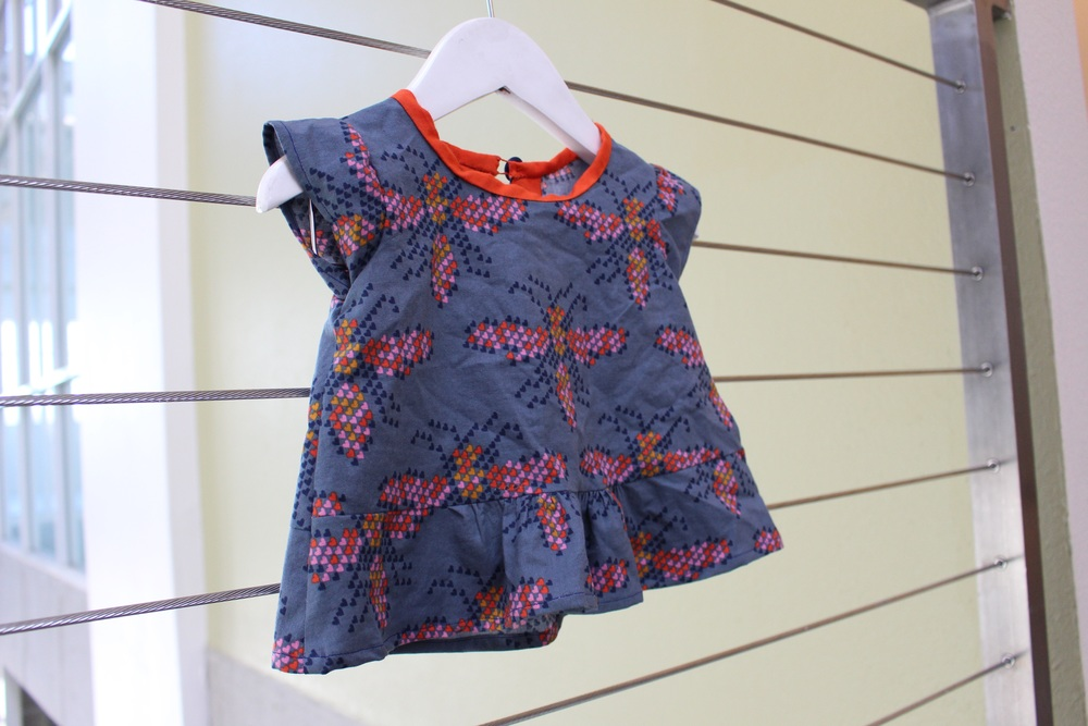 love aunt maggie | butterfly blouse