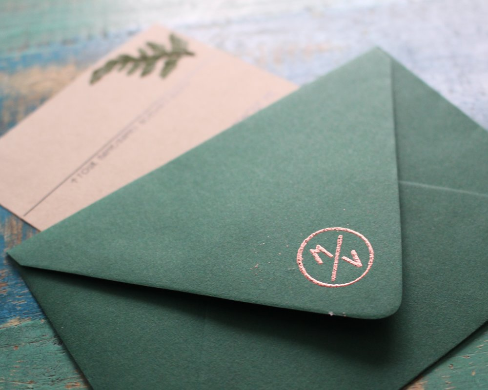 love aunt maggie | wedding invitation response card