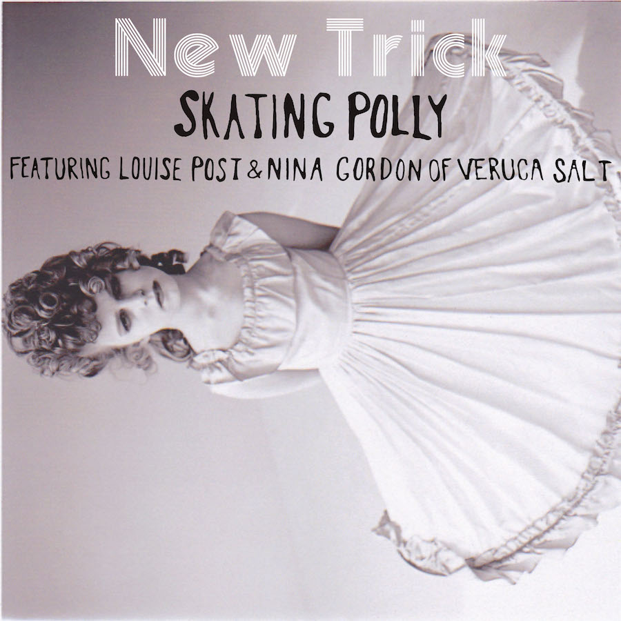Skating Polly - New Trick EP