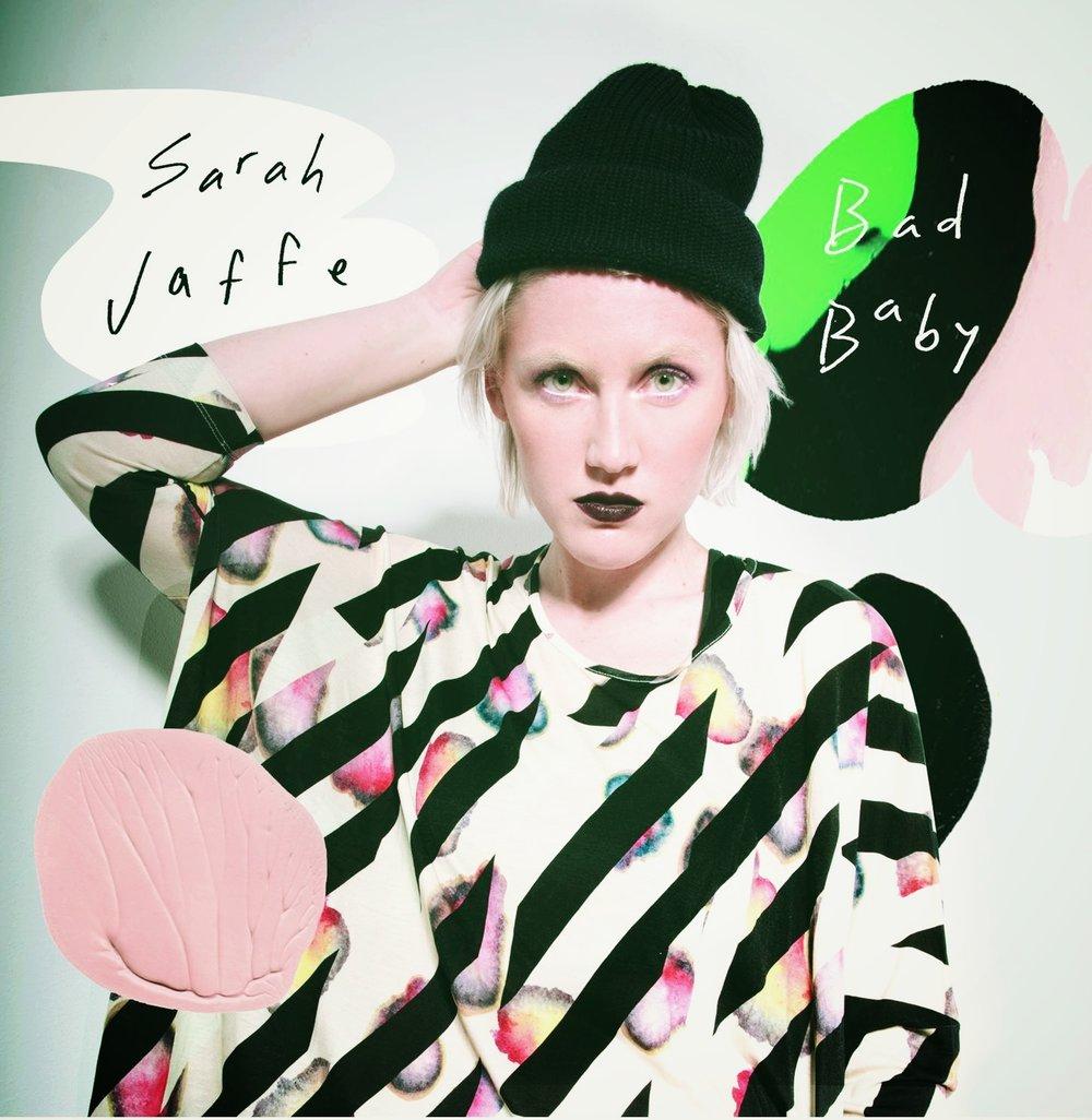 Sarah Jaffe - Bad Baby - Album Cover.jpg