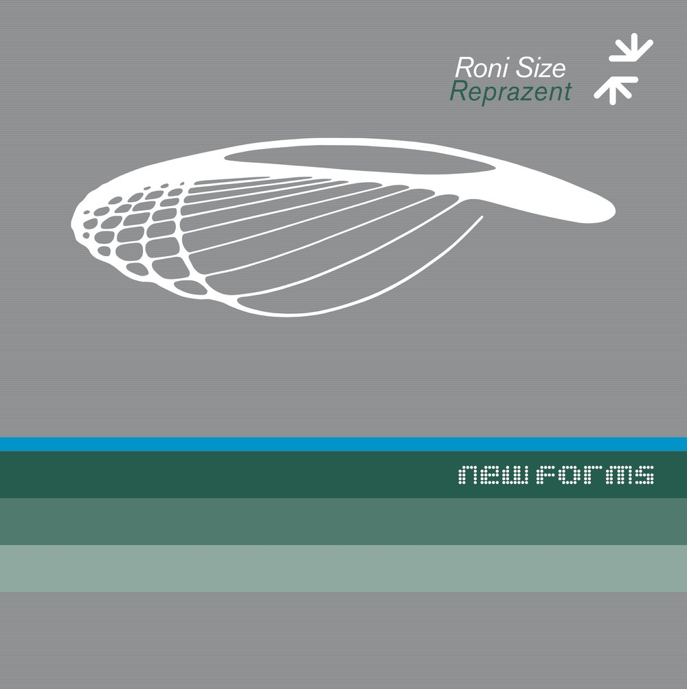 Roni Size - New Forms (20th Anniversary)