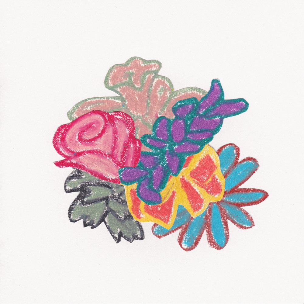 HALFNOISE - Flowerss EP