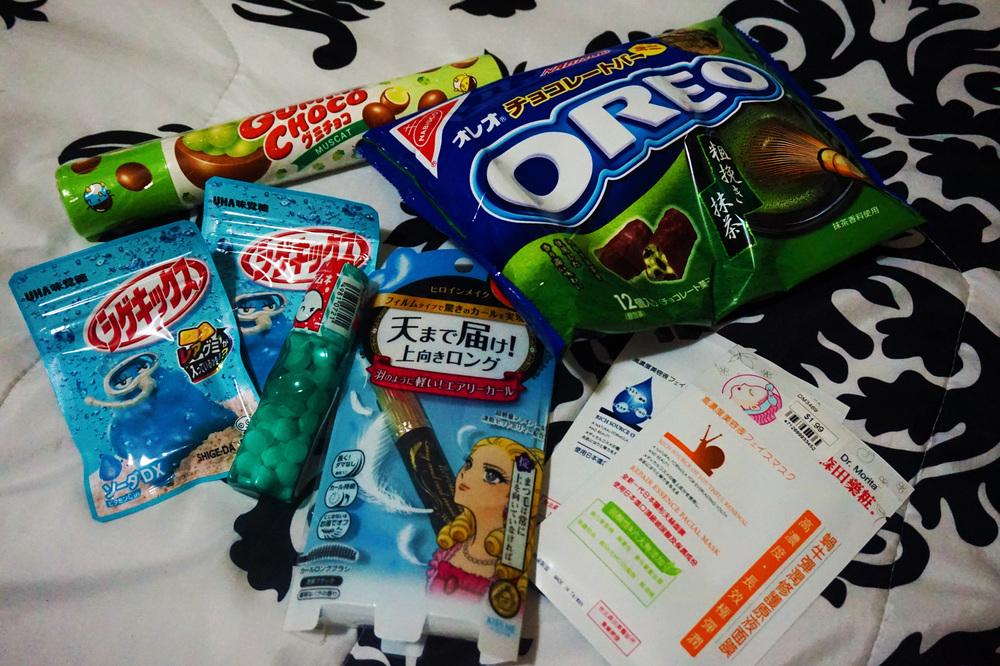 Little Tokyo goodies!
