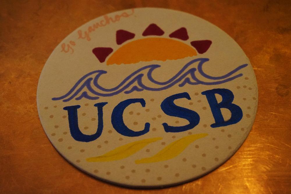 West coast represent...olé