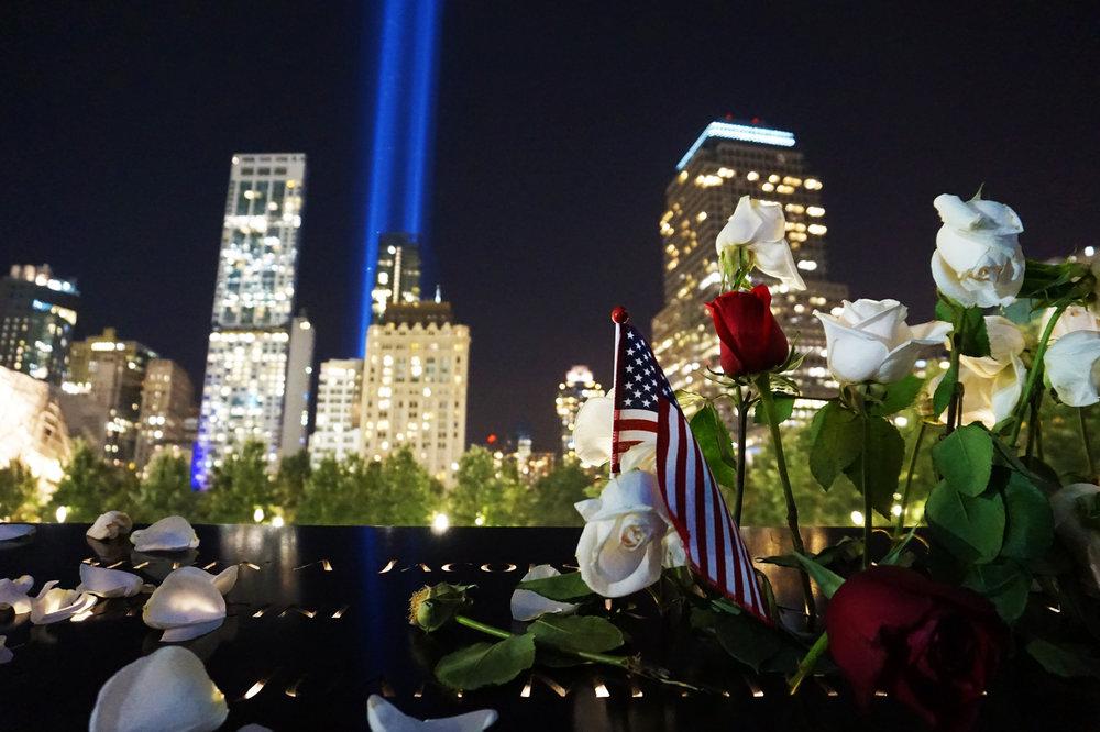 Ground Zero on 9/11