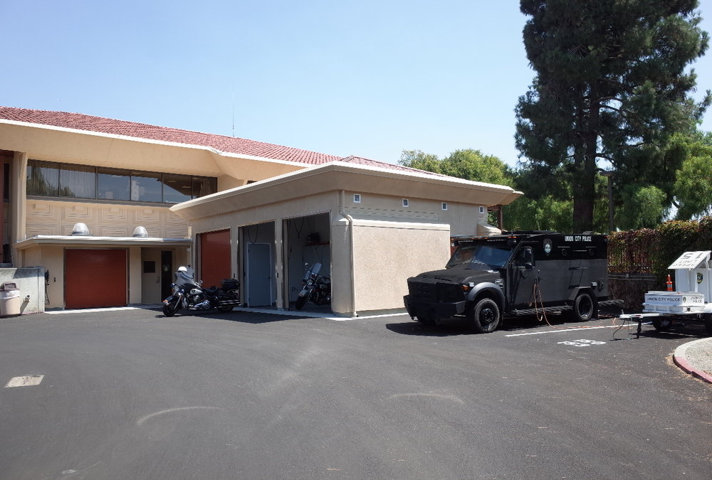 Strawbale Police Station