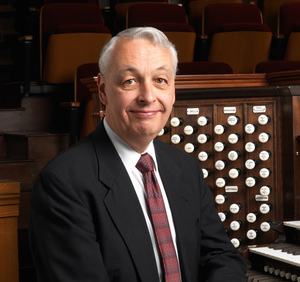 Dr. Clay Christiansen, Tabernacle Organist, Mormon Tabernacle Choir