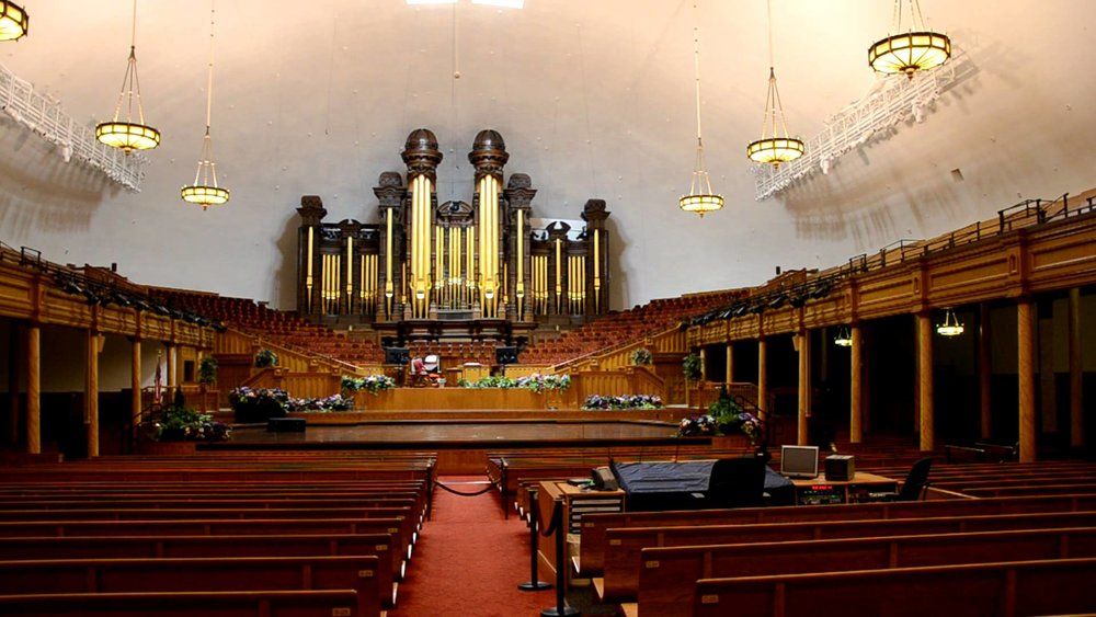 Here's your chance to be the next tabernacle organist!