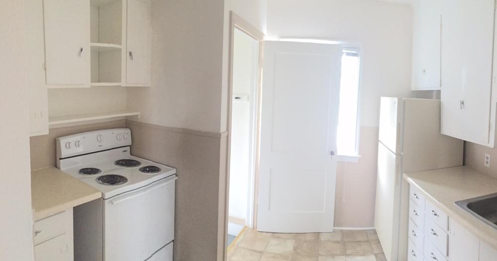 Vintage Apartment Rental in Rapid City, SD - kitchen
