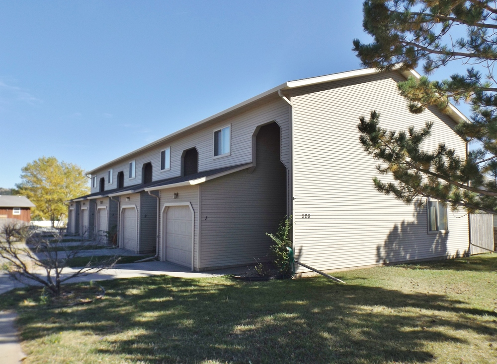 Federal Avenue Townhomes in Rapid City SD - rental property