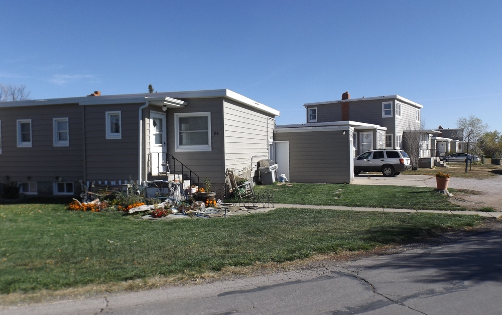 Vintage Apartment Rental in Rapid City, SD - hilltop community