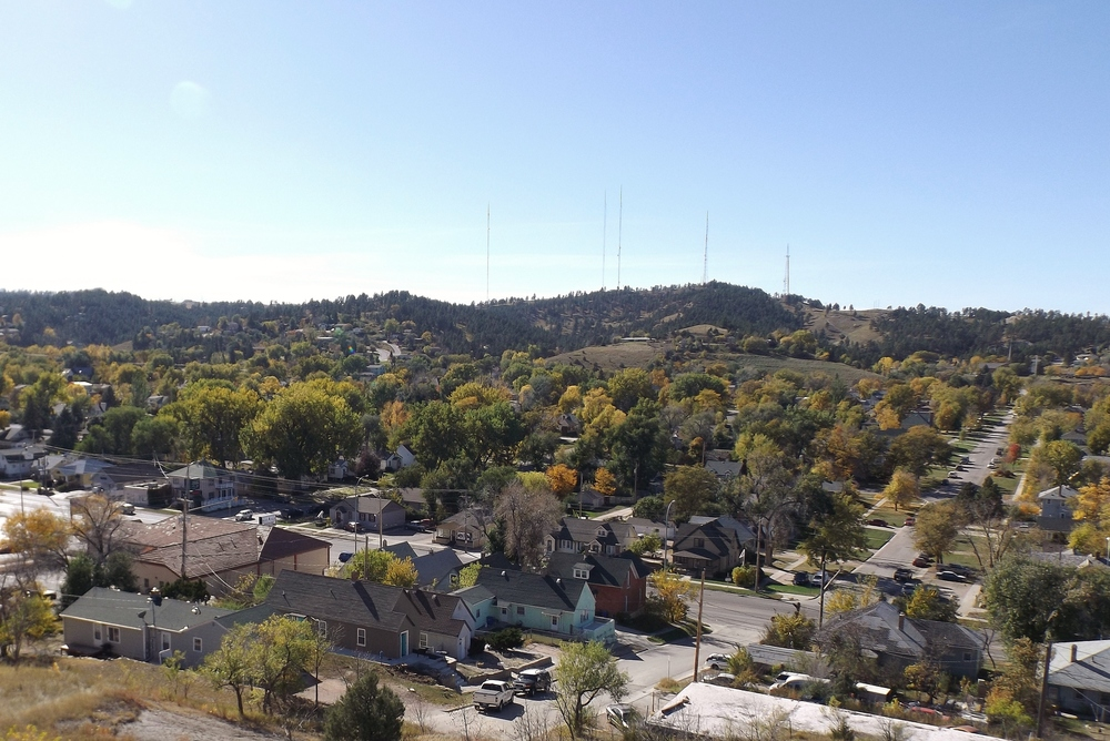 Vintage Apartment Rental in Rapid City, SD - great city views