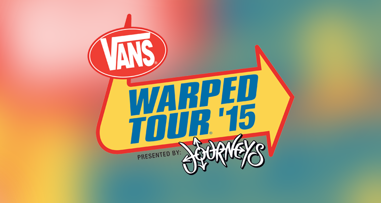 Warped Tour 2015 - Curbside.Audio