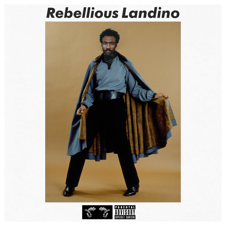 Rebellious Landino Artwork