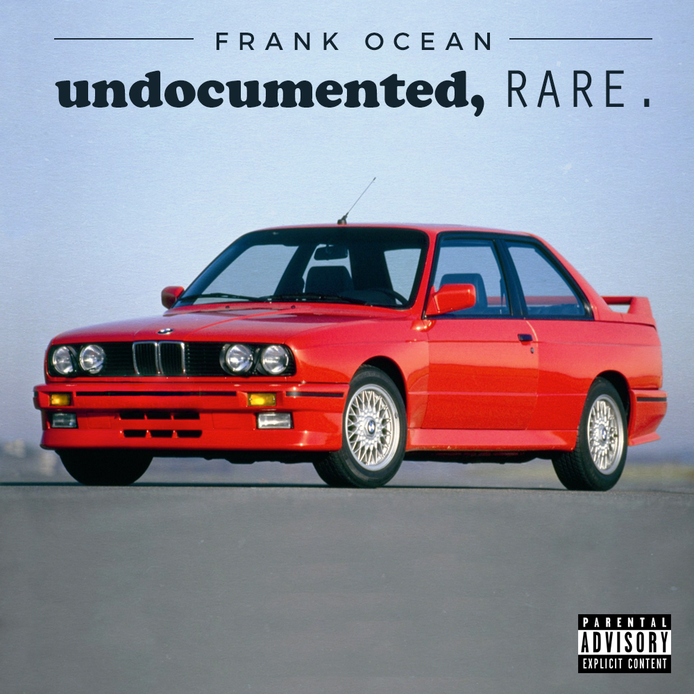undocumented rare album art frank ocean lonny breaux