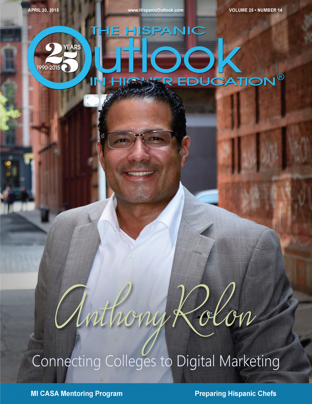 The Hispanic Outlook Magazine
