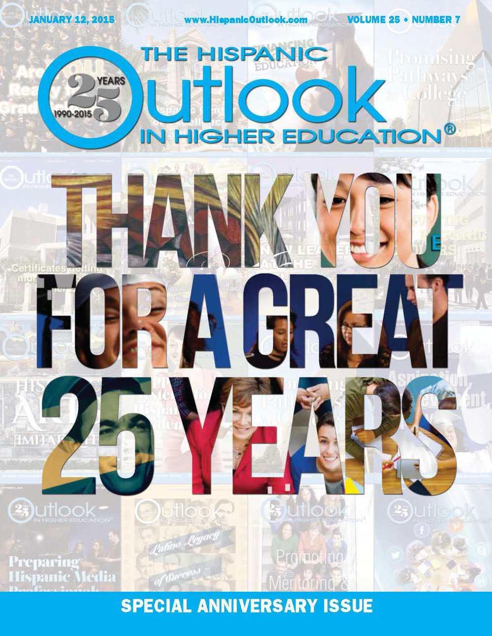 The Hispanic Outlook Magazine