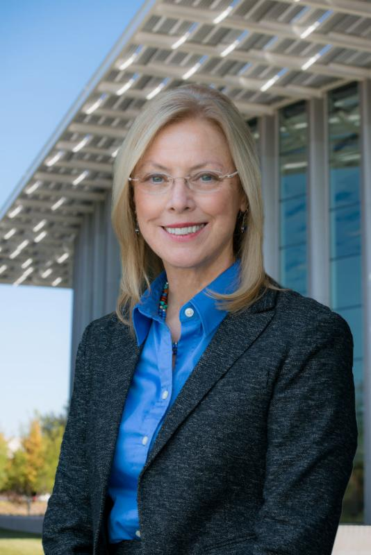 Dianne F. Harrison, CSUN President