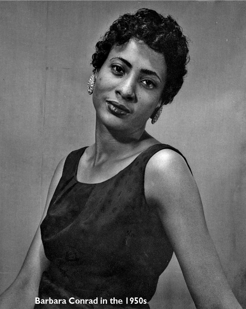 Barbara Conrado 1950