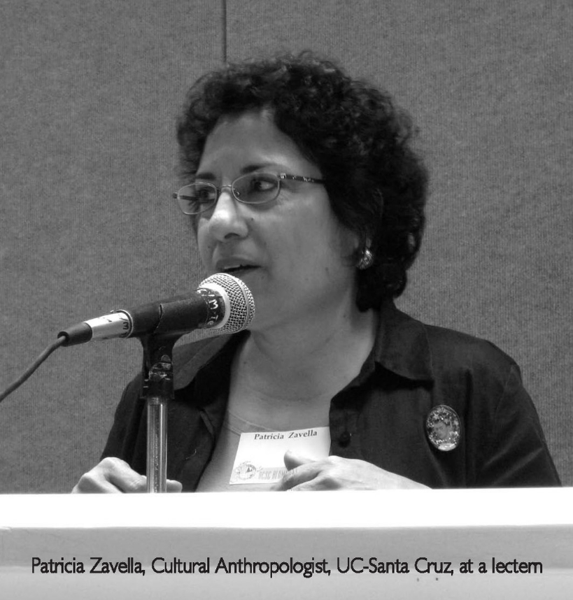 Patricia Zavella