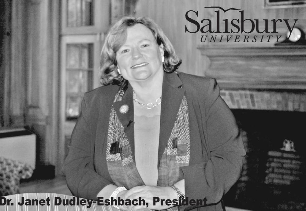 Salisbury president