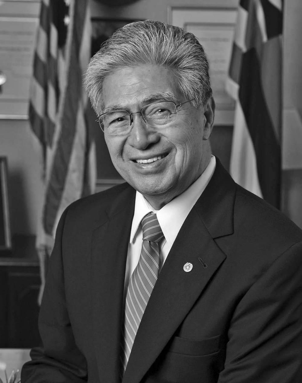 Sen. Daniel K. Akaka
