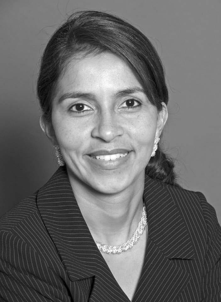 Alejandra Rincón,VP, Hispanic Scholarship Fund