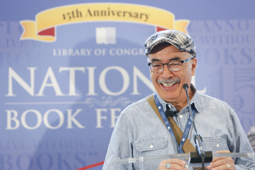 Poet Juan Felipe Herrera