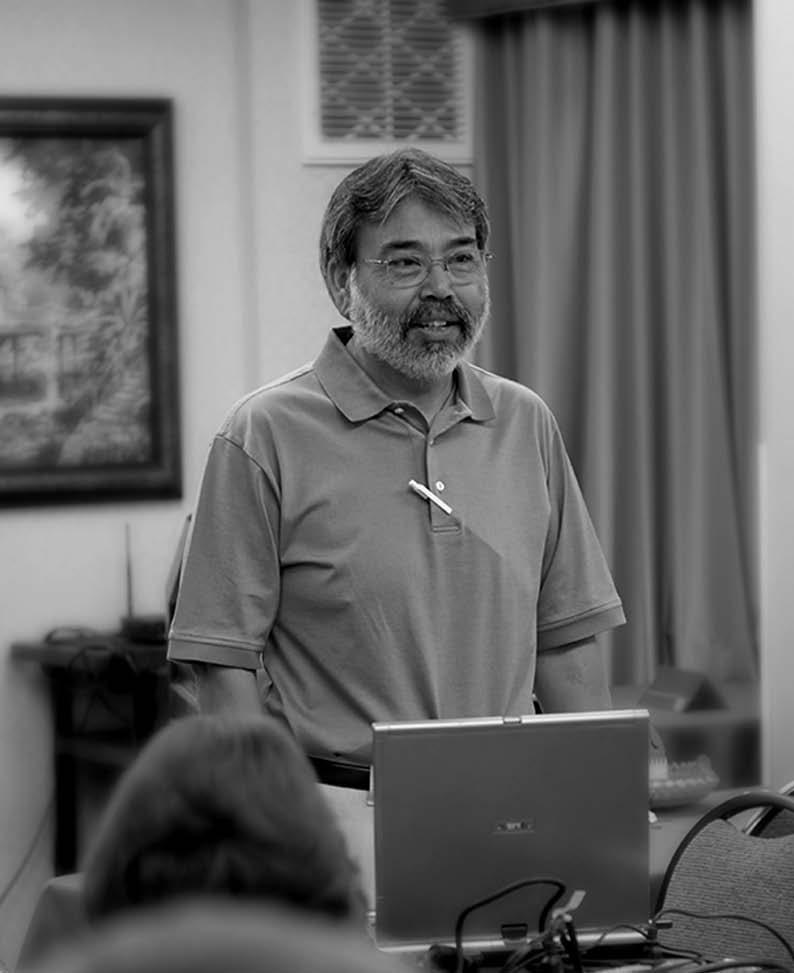 Arnoldo Mata, Director of Research, The Hispanic Institute
