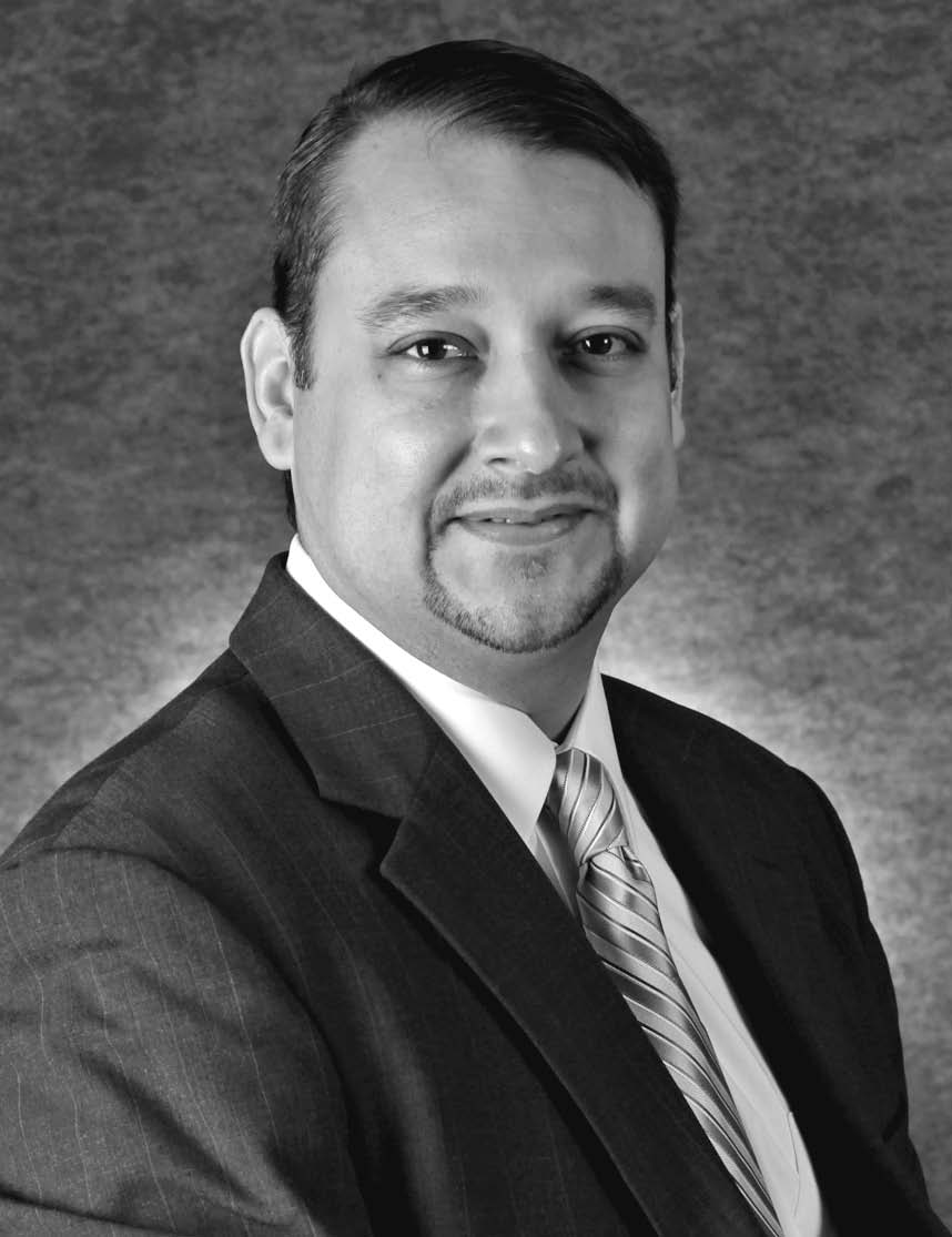 Dr. William Serrata, VP, South Texas College