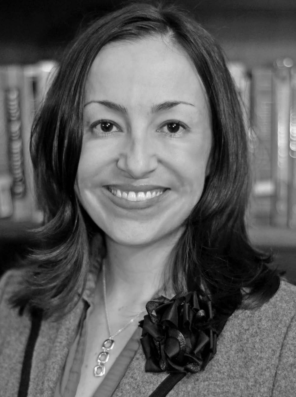 Dr. Roberta Espinoza, Assistant Professor of Sociology, California State University-Fullerton