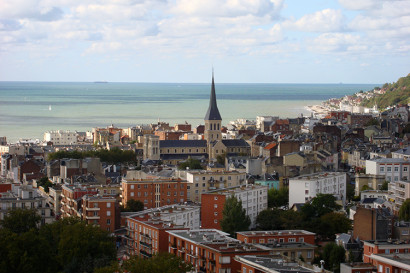 At the Le Havre campus, students will study the relationship between Europe and Asia. (Photo courtesy of Sciences Po)