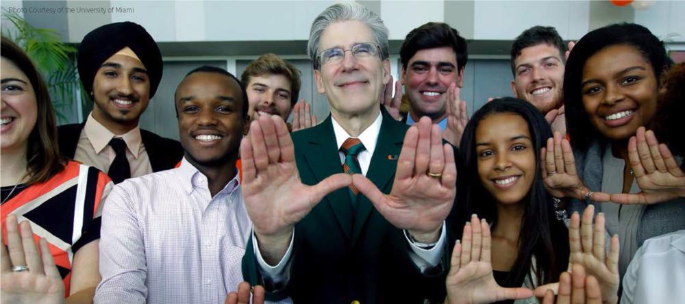 Photo and Media Courtesy of the University of Miami