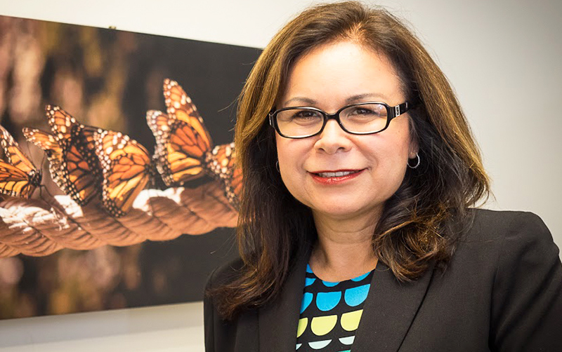 Inez Gonzalez directs the Latino Communications Initiative at Cal State Fullerton.