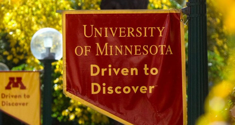 Photo Courtesy of the University of Minnesota